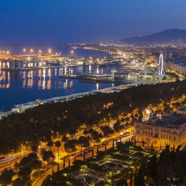Ruta para mayores para recorrer los sitios más emblemáticos de Málaga