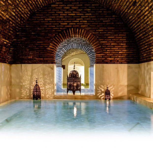 Baños árabes (Medina Mudéjar Toledo)