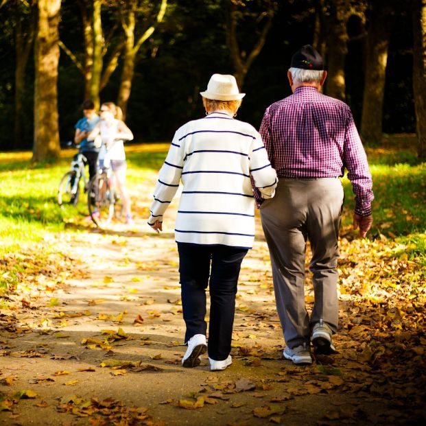La multiplicación de zonas verdes y la especial atención a las personas mayores son requisitos que deben cumplir los pueblos 'cittaslow'