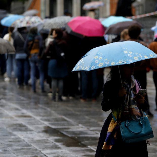 Llega un cambio de tiempo brusco: vienen lluvias, nieve, viento y frío