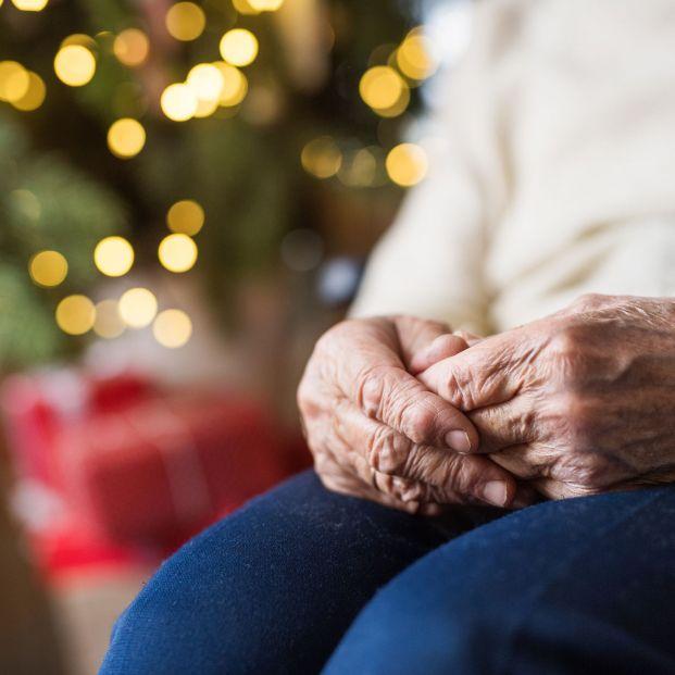 Mayores solos Navidad, uno de los momentos más duros a la hora de sufrir el 'síndrome de la silla vacía'