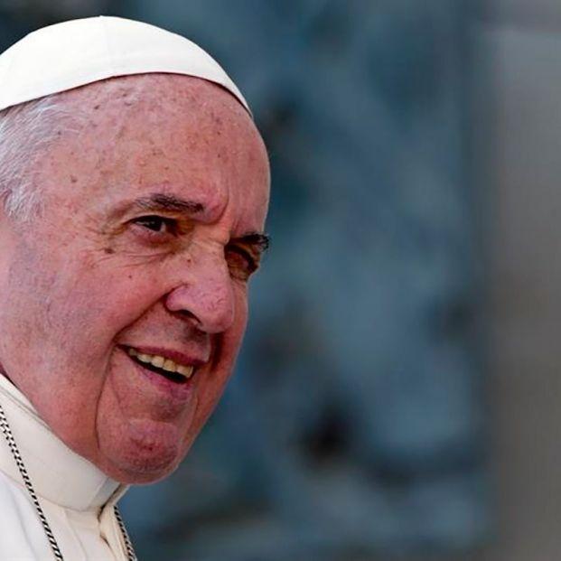 Las 10 buenas noticias del coronavirus de hoy 9 de abril. Papa Francisco. Foto: EuropaPress