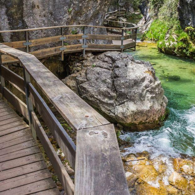 Parque Natural de las Sierra de Cazorla, Segura y las Villas (Bigstock)