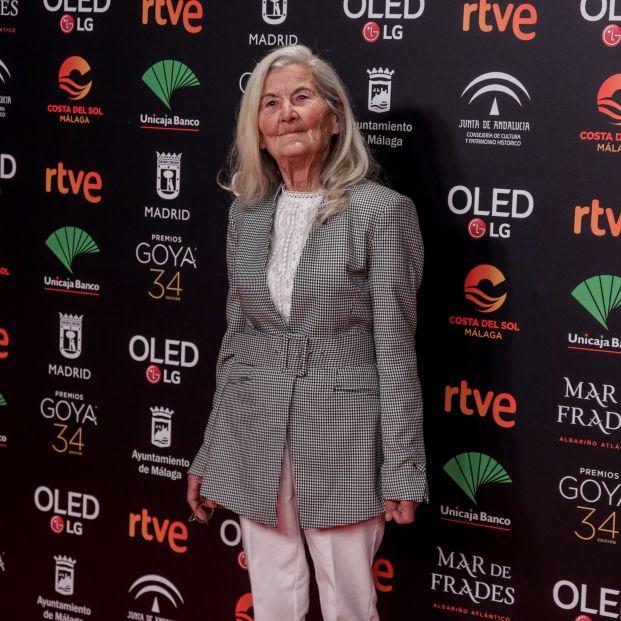Benedicta Sánchez optará al Goya a actriz revelación con 84 años