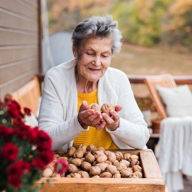 Beneficios de los frutos secos (Bigstock)