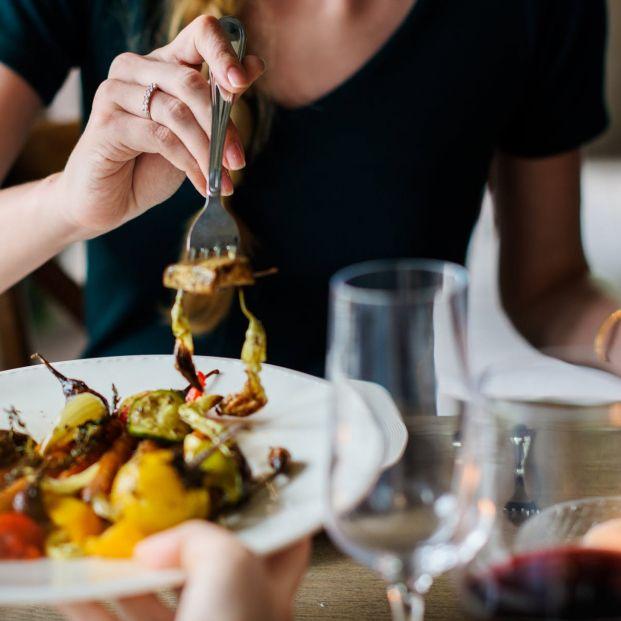 Comer despacio (Pixabay)
