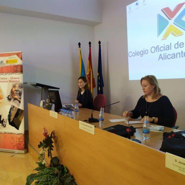 Alicante acoge las Jornadas de sensibilización y prevención de malos tratos y abusos a mayores