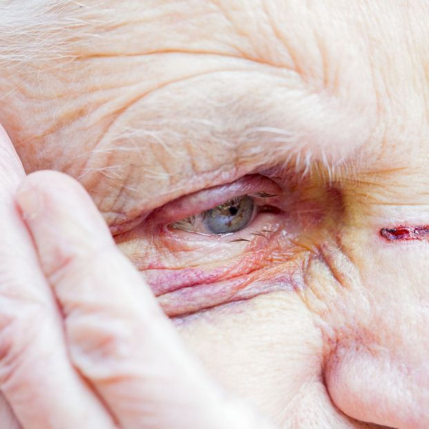 ¿Las mujeres mayores de 65 años víctimas de violencia de género denuncian?
