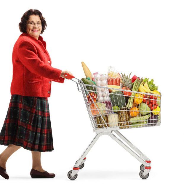 ¿Cuánto cuesta que los supermercados te lleven la compra a casa?