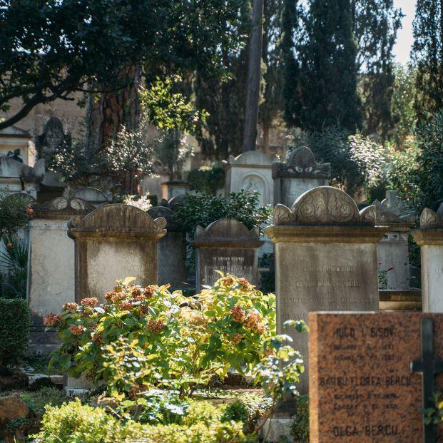 ¿Las tumbas son una propiedad más? ¿Se compran? ¿Se heredan?