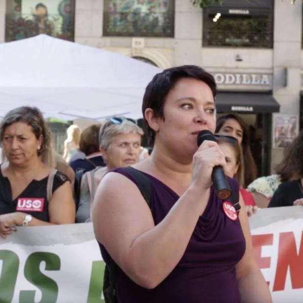 La MERP convoca, el 6 de marzo, a las mujeres para defender las pensiones en la Plaza de Callao.
