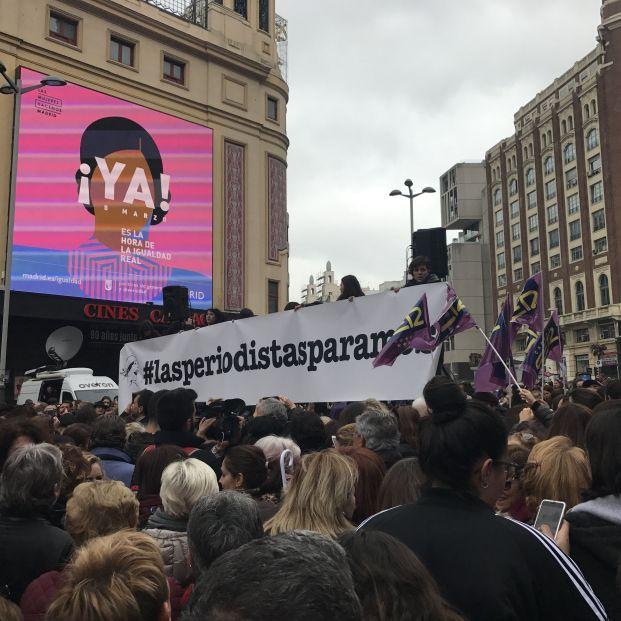 #LasComunicadorasParamos: Un grupo de periodistas llaman a la huelga feminista del 8M