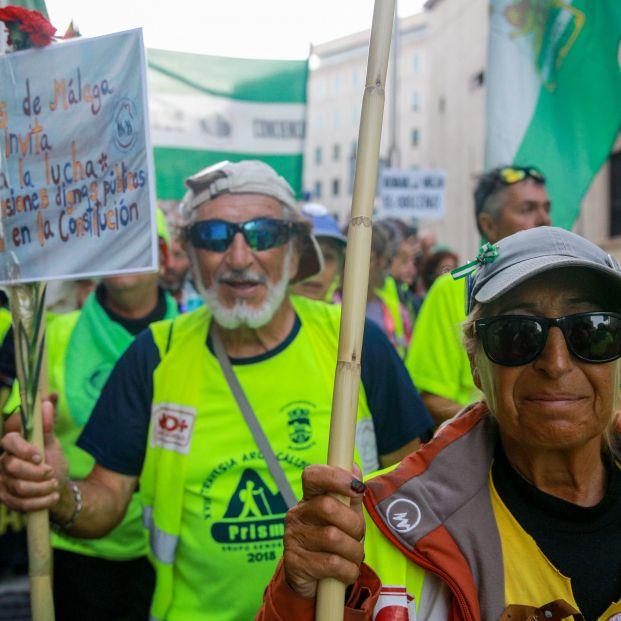 """El Movimiento en Defensa de Pensiones pide evitar que las residencias se conviertan en """"tanatorios"""""""