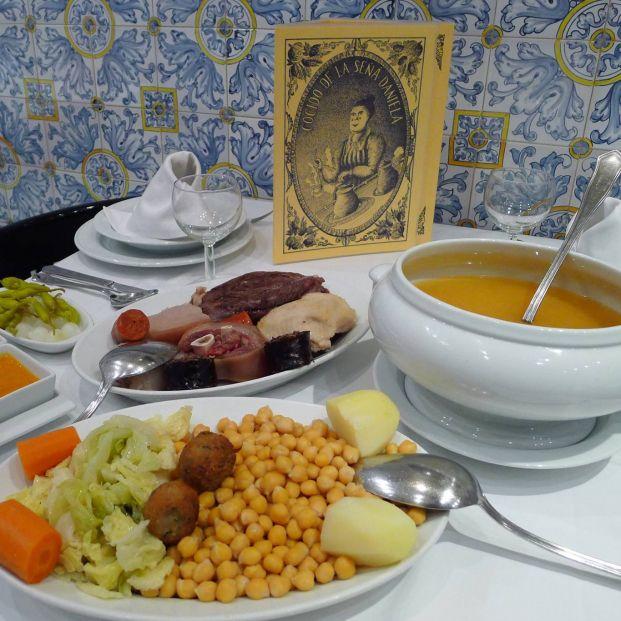 Ruta del cocido madrileño (Taberna La Daniela)