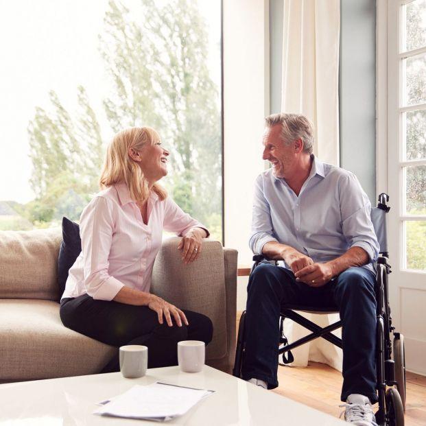 Cómo adaptar el hogar a las necesidades y limitaciones de un mayor en silla de ruedas