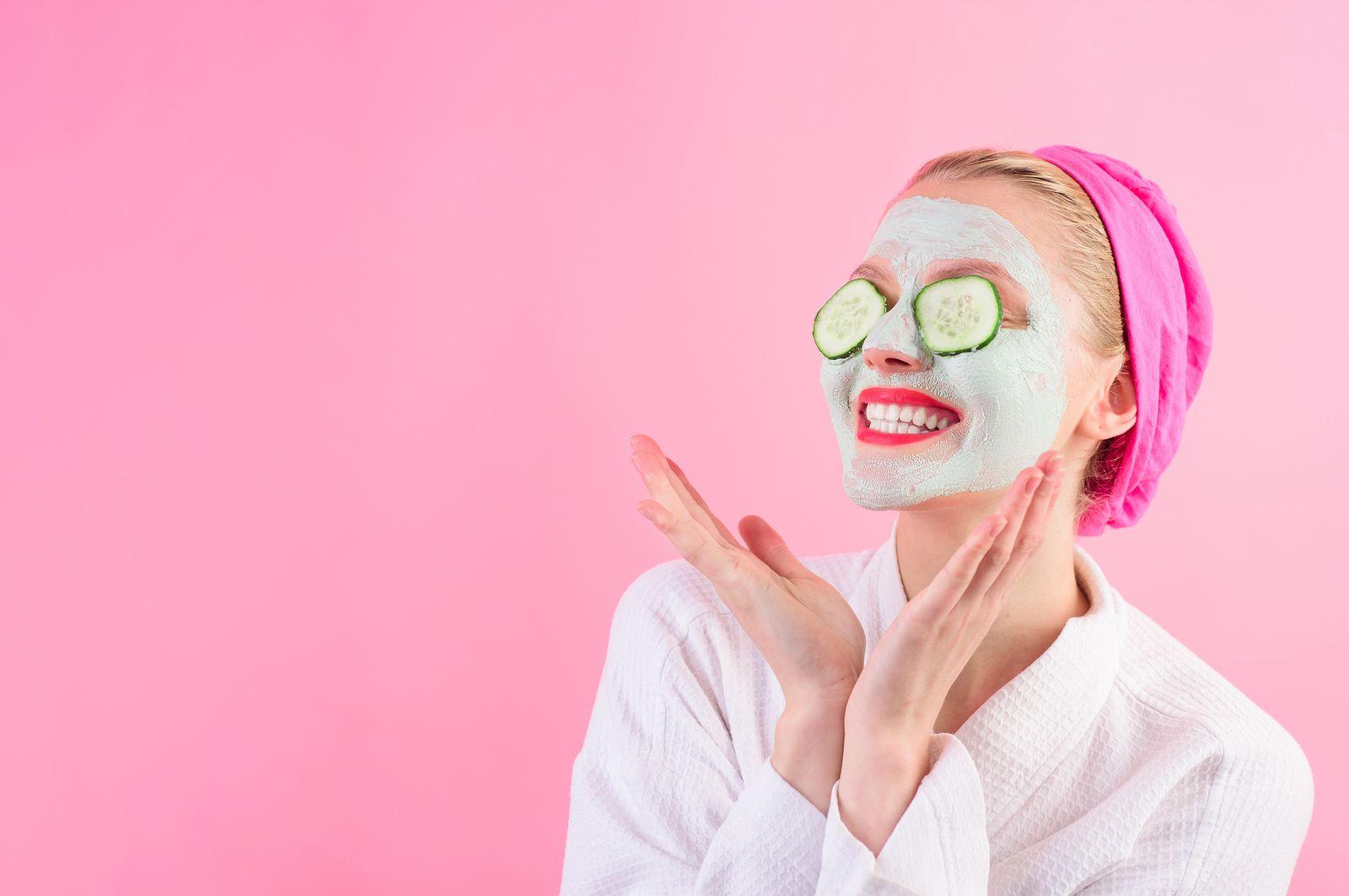 Aprende a hacer mascarillas faciales y corporales caseras