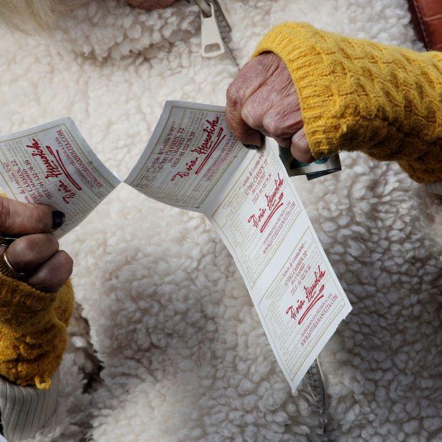 Casi la mitad de los españoles de entre 65 juegan a la Lotería del Niño. Foto: EuropaPress