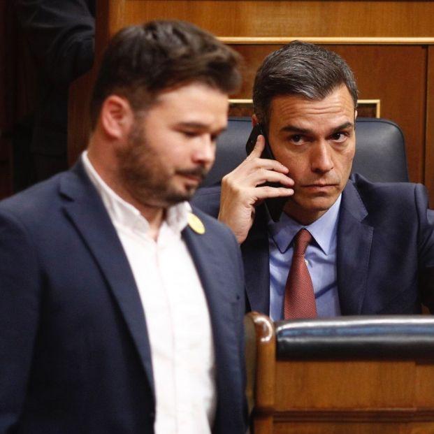 ERC avala el acuerdo con el PSOE y permitirá la investidura de Sánchez. El Pleno de investidura comenzará el sábado a las nueve de la mañana