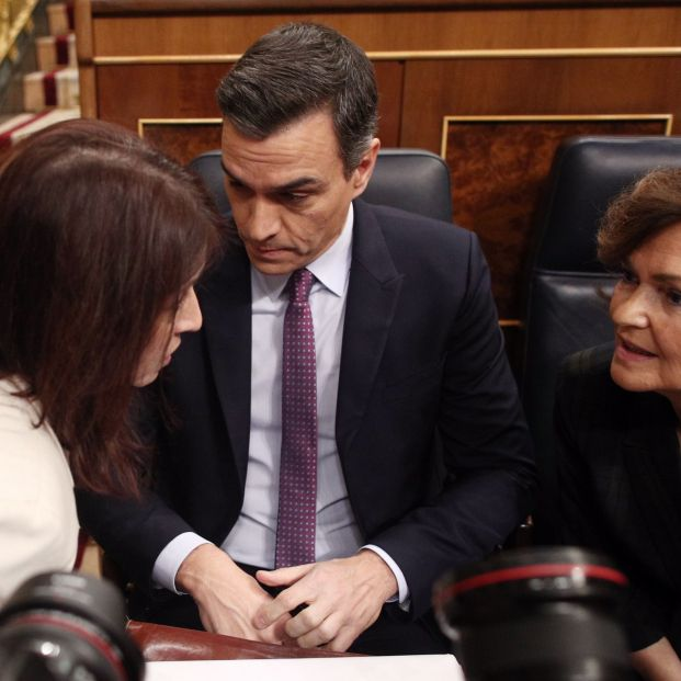 Sánchez se enfrenta a la votación definitiva esperando que no haya imprevistos de última hora