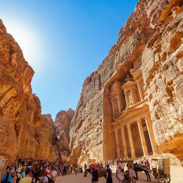 Recorre con nosotros y descubre el nuevo gran museo arqueológico de Petra