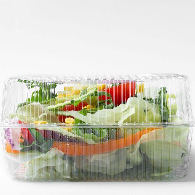¿Las ensaladas envasadas son recomendables para la salud de los mayores?