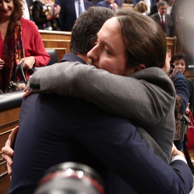Abrazos Mayores. Foto: EuropaPress