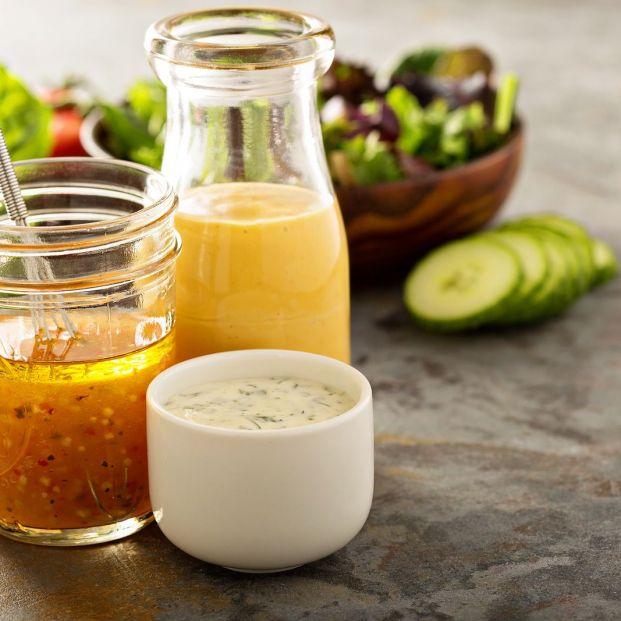 Aliños sorprendentes para ensaladas (bigstock)