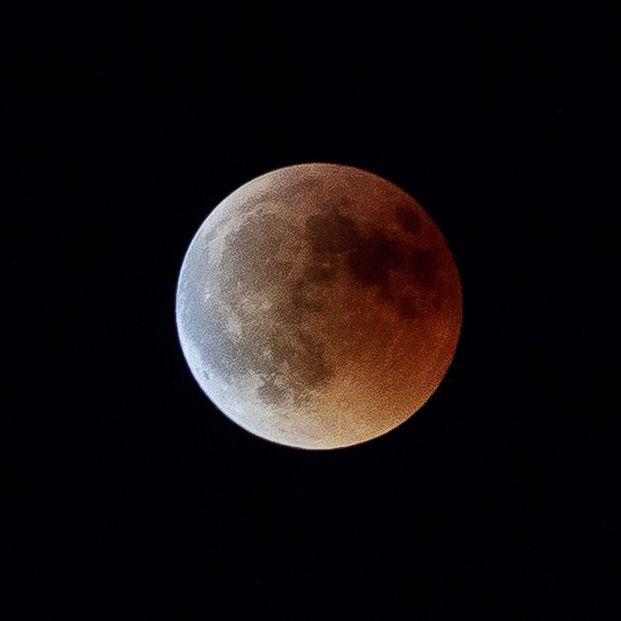 El eclipse de Luna de este viernes será visible en España