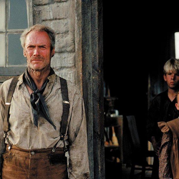 Clint Eastwood en 'Sin Perdón' (1992) (Warner Bros.)