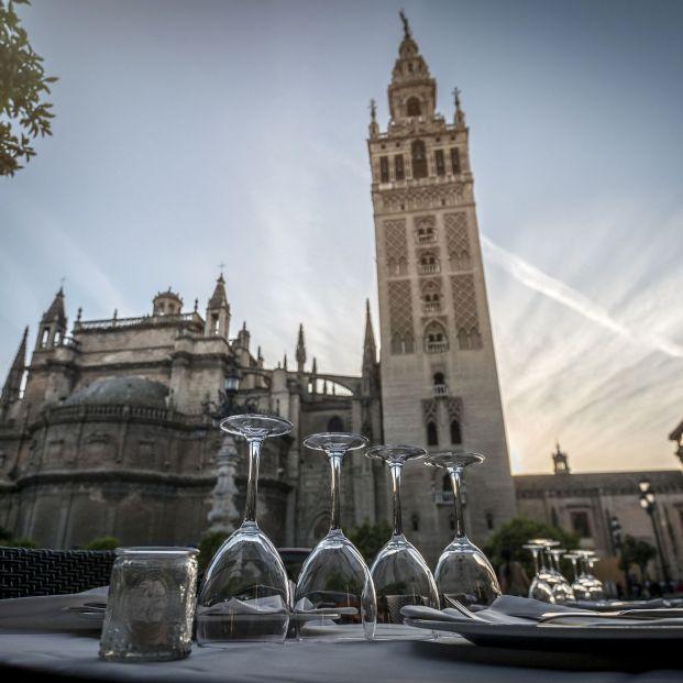 Restaurante en Sevilla (BigStock)
