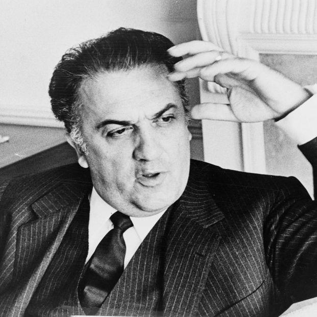 Federico Fellini 100 aniversario