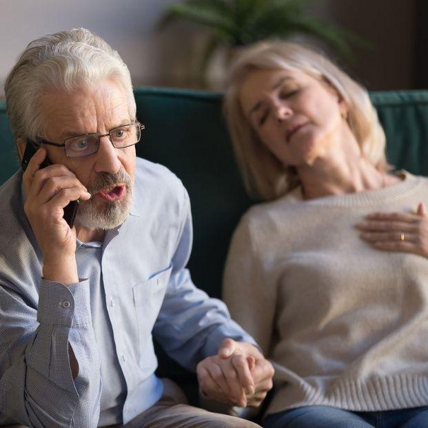 ¿Cómo prevenir y actuar ante la lipotimia de una persona mayor?