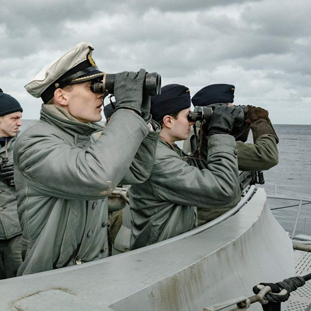 Escena de la serie de televisión 'El Submarino' (Bavaria Fiction Gmbh:Sky)