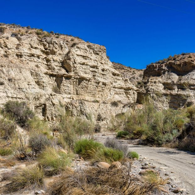 Rutas de Almería: desierto de Tabernas