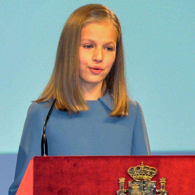 Leonor de Borbón y otros niños que reinarán en Europa