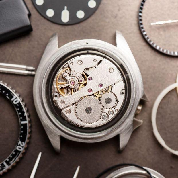Reloj de cuarzo (Bigstock)
