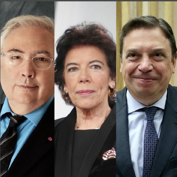 El Gobierno con más carteras de la democracia, pero solo con un 13% de ministros mayores