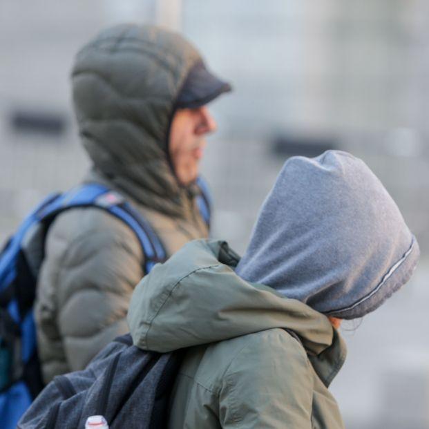Tiempo: 25 provincias, por debajo de los cero grados