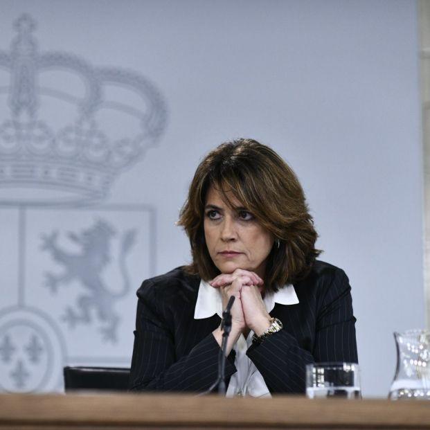 Sánchez propone a la exministra de Justicia Dolores Delgado como nueva fiscal general del Estado