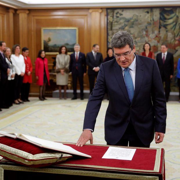 José Luis Escrivá promete revalorizar las pensiones con el IPC