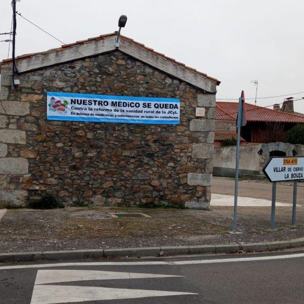 Un pueblo de Salamanca en pie de guerra porque les quitan el médico