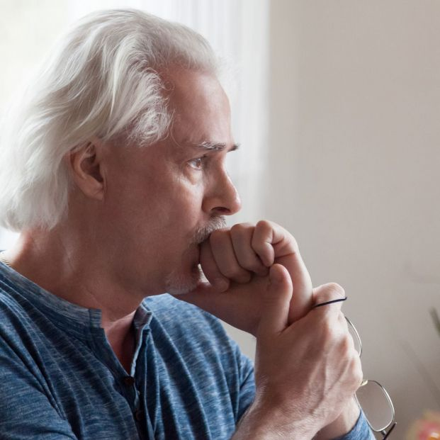 Eres una persona mayor nerviosa  Cómo puede afectar esta condición a tu salud
