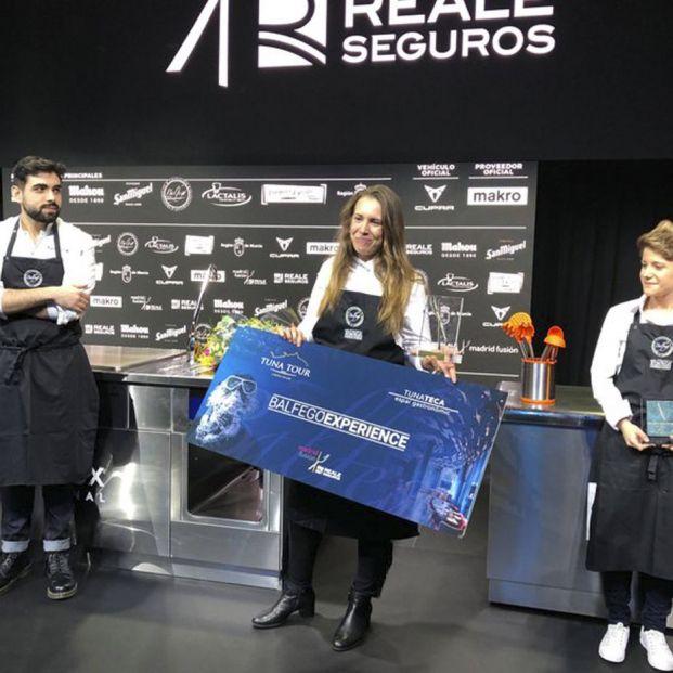 Camila Ferraro, Madrid Fusión