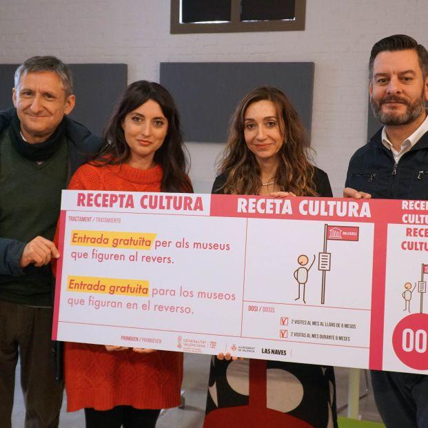 Médicos de AP 'recetarán' en Valencia visitas gratuitas a museos a personas que sufren soledad o inactividad física