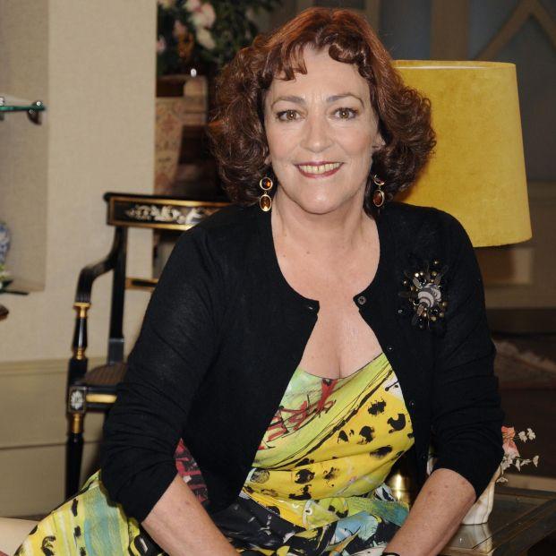 Carmen Maura, imprescindible y grande entre las más grandes actrices de Europa. Foto: EuropaPress
