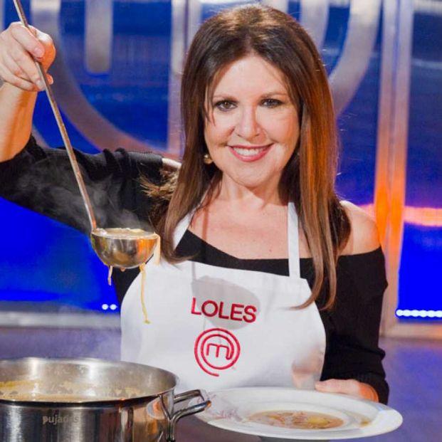 Loles León en Master Chef