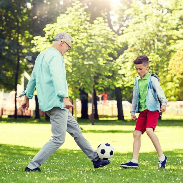 Deportes para practicar con tus nietos