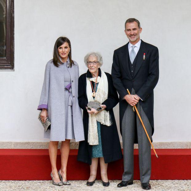 Cinco veces en las que la reina Letizia se vistió igual que tu madre