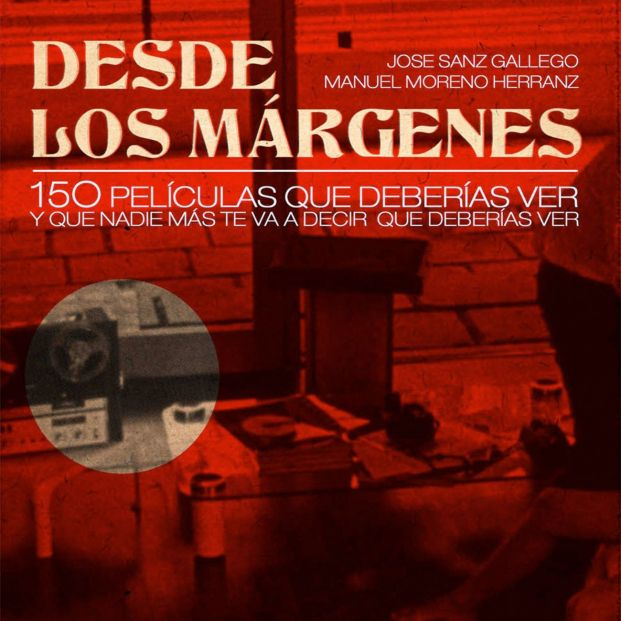 Portada de 'Desde los Márgenes 150 películas...' (Libros Walden)