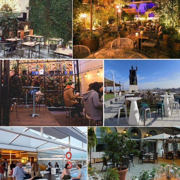 Las mejores terrazas para invierno en Madrid